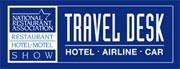 NRA Show Travel Desk logo