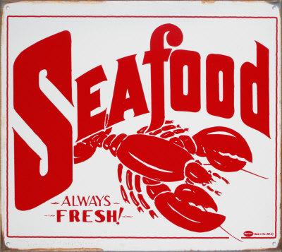 SeafoodIISF2~Seafood-Posters