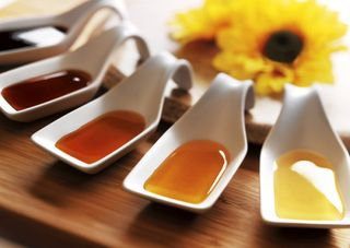 Honey-spoons