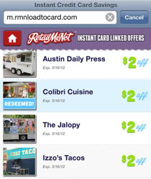 How Retailmenot Could Revolutionize The Coupon Biz For Restaurants