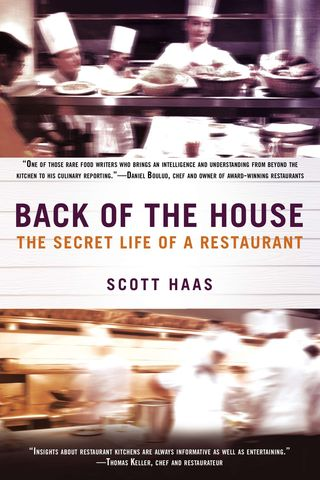 Back of the House cover