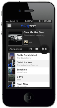 Business-music-app